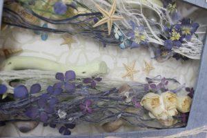 第5回レカンフラワーコンテスト 佳作受賞作品 2011年制作「Summer」 海