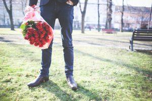 プロポーズの思い出花 保存